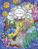 Nice Little Town - Atlantic: Adult Coloring Book (Stress Relieving Coloring Pages, Coloring Book for Relaxation)
