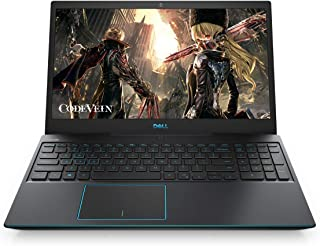 Dell G3 Gaming Notebook Laptop , Intel Core i5 - 10300H, 15 Inch, 512GB SSD, 8GB, Dedicated NVIDIA, Win 10, En/Ar KB, Black