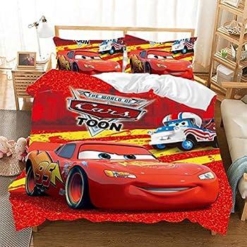 cars twin bedding set