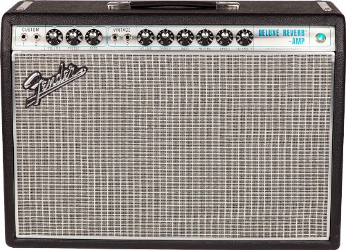 Buy Bargain Fender 68 Custom Deluxe Reverb Amplifier