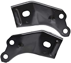 Parts N Go 2001-2004 Tacoma Bumper Bracket Front Driver & Passenger Side Brackets LH/RH - TO1066134, TO1067134, 52142AD020, 52141AD020