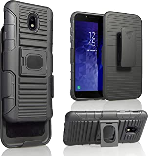 6goodeals Galaxy J7 2018 Case,Galaxy J7 Refine Case,Galaxy J7 V 2nd Gen Case,Galaxy J7 Star Case,Galaxy J7, Belt Clip Hols...