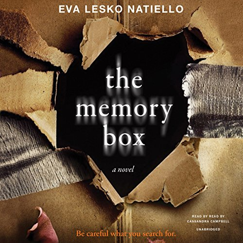 Page de couverture de The Memory Box