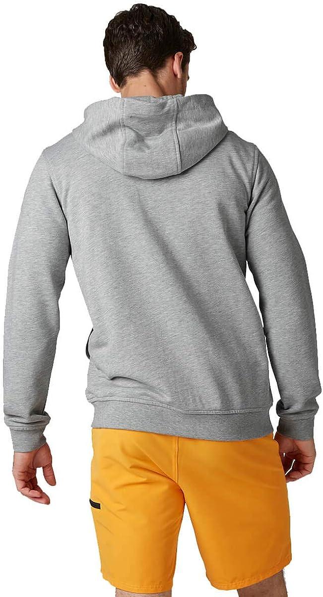 Helly-Hansen Hh Logo Full Zip sweat à capuche Homme gris