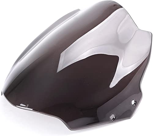lowest Mallofusa Motorcycle Windscreen Front Windshield Compatible for high quality sale Ducati 696 Black sale