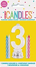 Unique Birthday Candle Holder