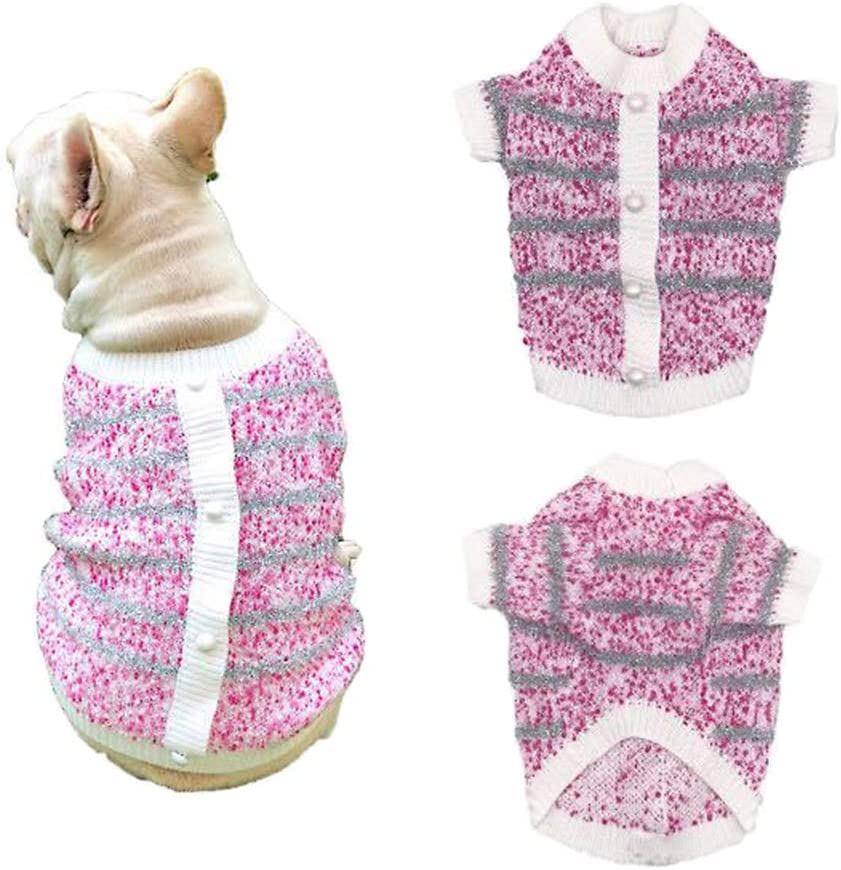 YZONG Pet Cat Dog Coats Quality inspection Cute Windproof Sweater Warm Winter Ranking TOP5 Vest