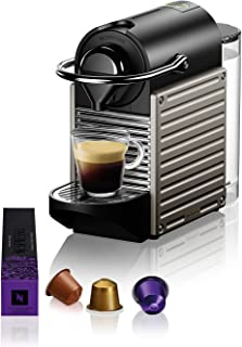 Krups XN304T Espresso Machine, 1260 W, 0.7 liters, Titane