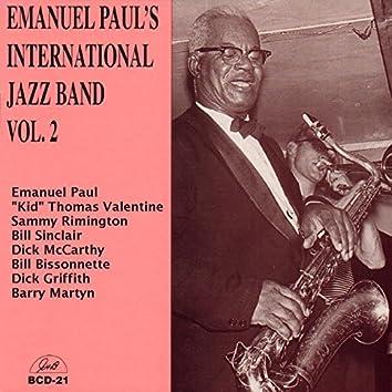 Emanuel Paul's International Jazz Band, Vol.2
