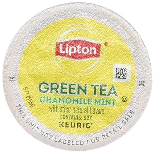 Lipton Soothe Smooth Green Tea, 24 Count