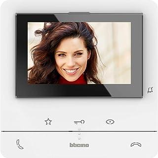 Bticino 344652 Visiophone vidéo, classe 100V16B mains libres