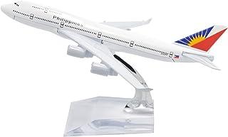 TANG DYNASTY 1/400 16cm フィリピン航空 Philippine Airlines ボーイング B747 高品質合金飛行機プレーン模型 おもちゃ