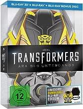 Transformers 4 - Ära des Untergangs. Bumblebee Edition (Clone 1): Blu-ray 3D + Blu-ray + Blu-ray Bonus Disc