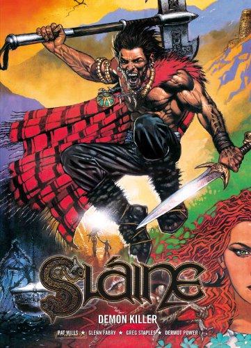 Slaine: Demon Killer (English Edition)