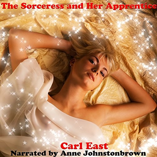 The Sorceress and Her Apprentice audiobook cover art