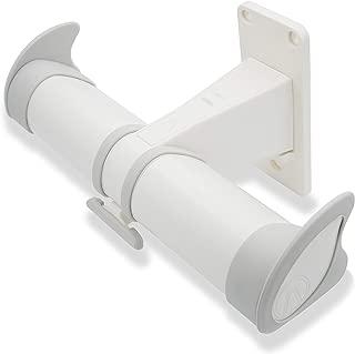 AIR Surf Rack - The Original Adjustable Surfboard Wall Rack Hanger - for Minimalist Style Floating Vertical Mount Storage & Display