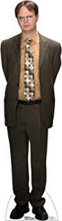 Advanced Graphics Dwight Schrute Life Size Cardboard Cutout Standup - The Office (TV Series)