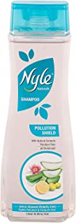 Nyle Pollution Shield Shampoo, 400ml (Pack of 2)
