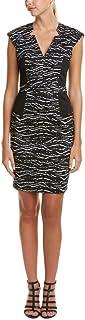 فستان قطني متموج تابير ويف من فرينش كونيكشن للنساء
