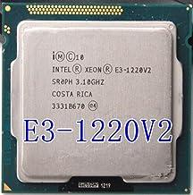 Intel Xeon E3-1220 V2 e3 1220 V2 3.1GHz 8MB 4 Core 1333MHz SR0PH LGA1155 CPU Processor E3 1220V2