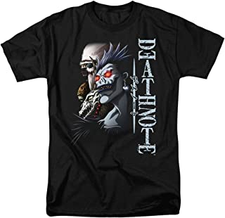 Death Note Anime Shinigami T Shirt & Stickers