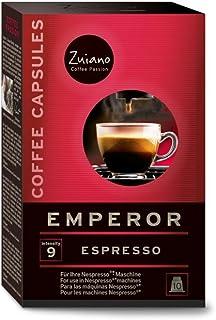 Zuiano: Emperor 10 Count; Nespresso®, Delonghi® - compatible: Amazon.com: Grocery & Gourmet Food