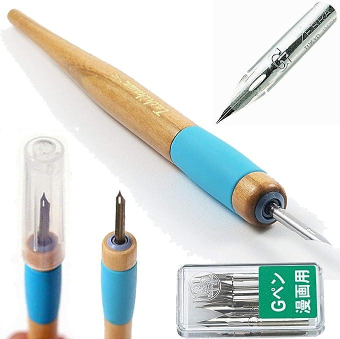 T-25 Tachikawa Comic Pen Nib Holder for Various Pen Nib Model 25
