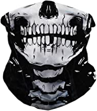 iHeartRaves Neck Gaiter Face Cover Scarf Breathable Gator Mask Cooling Bandana