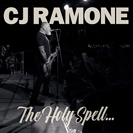 CJ Ramone - The Holy Spell... (2019) LEAK ALBUM