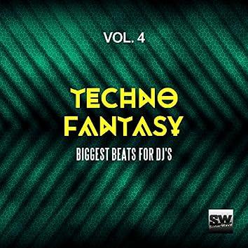 Techno Fantasy, Vol. 4 (Biggest Beats For DJ's)