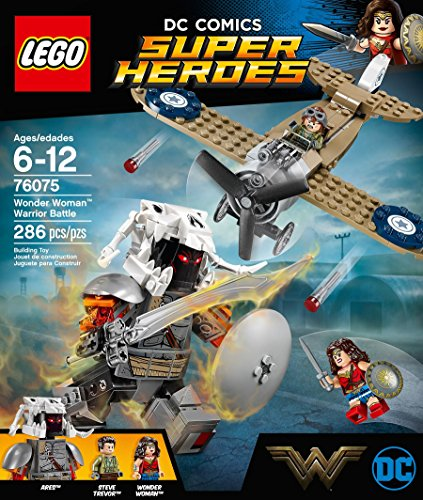 LEGO 76075 Super Heroes La battaglia della guerriera Wonder Woman