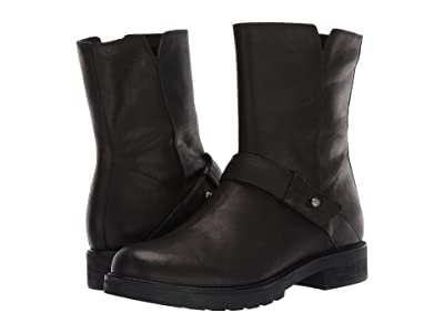 Eileen Fisher Nell (Black Leather) Women