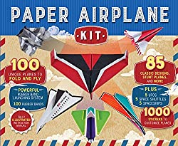 Image: Paper Airplane Kit | Hardcover: | by Publications International Ltd. (Author). Publisher: Publications International, Ltd. (August 15, 2016)