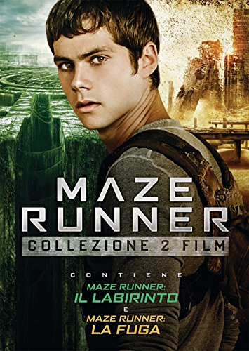 Maze Runner 1-2 (2 DVD) [Import italien]