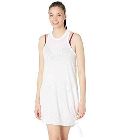 BECCA by Rebecca Virtue Beach Date High Neck Pocket Dress Cover-Up