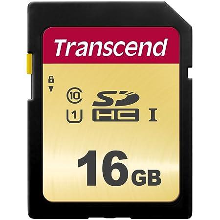 Transcend 16gb Sdxc Sdhc 500s Speicherkarte Computer Zubehör
