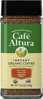 cafe altura instant coffee