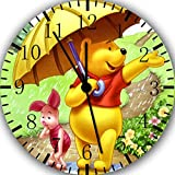 Winnie The Pooh orologio da parete 10 'sarà bello regalo e Camera della decorazione della parete Z07