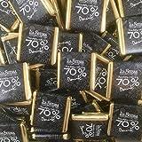 Cioccolatini Fondenti extra 70% Napolitains La Suissa g 500 - Cioccolatini di Cortesia Senza Glutine