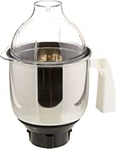 Preethi MGA 513 Mixer Jar for Eco Twin, Eco Plus/Chef Pro and Blue Leaf, 1.50-Liter, Silver