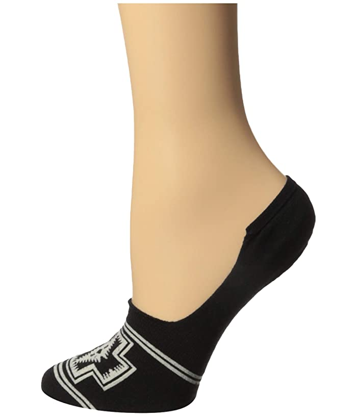 Harding Moc Sock  Shoes (Black) Crew Cut Socks Shoes