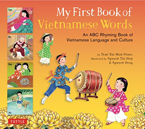 My First Book of Vietnamese Word...
