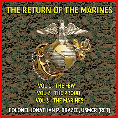The Return of the Marines audiobook cover art
