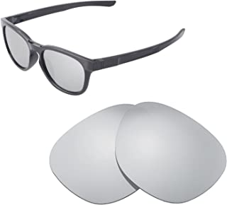 Walleva Replacement Lenses for Oakley Stringer Sunglasses - Multiple Options Available