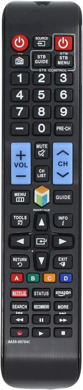 Super sale period limited AA59-00784C Remote Reservation Control Replacement with Samsung Compatible -