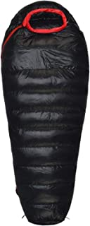 kowaku Waterproof Duck Down Sleeping Bag Mummy Thermal Sleeping Bag Winter