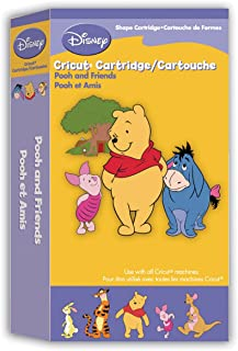 Best winnie the pooh cricut cartridge Reviews