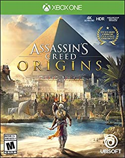 Assassins Creed Origins Standard Edition - Xbox One (B071G1H2V5) | Amazon price tracker / tracking, Amazon price history charts, Amazon price watches, Amazon price drop alerts