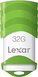 Lexar JumpDrive V30 32GB USB Flash Drive - Green