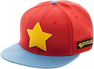 Animation Shops Steven Universe Star Logo Snapback Hat
